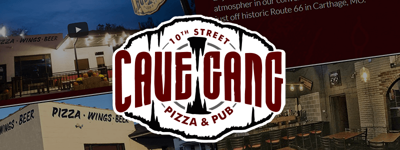 Cave Gang Pizza & Pub